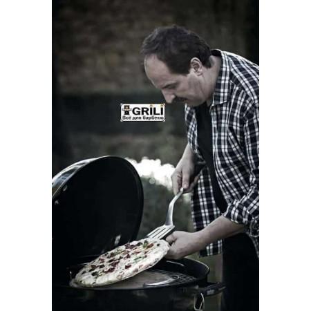 Камень для пиццы круглый GBS Weber 8836