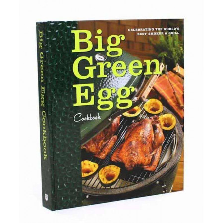 Поварская книга Big Green Egg BGECOOKBOOK
