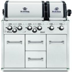 Встраиваемый газовый гриль Imperial XLS Cabinet Broil King 957483