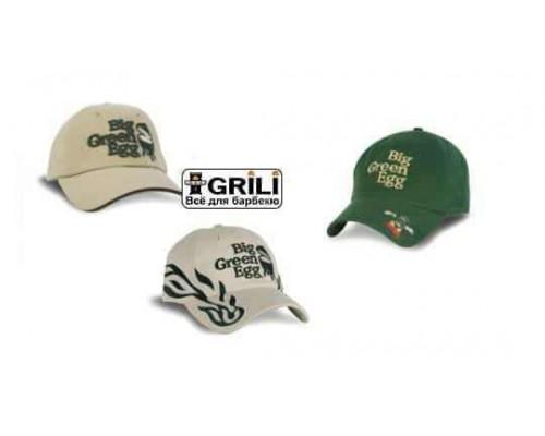 Кепка - Stone Washed с логотипом Big Green Egg CAP
