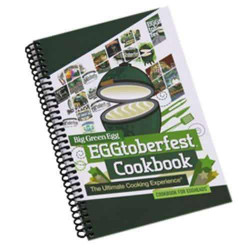 Поварская книга (издание Eggtoberfest) Big Green Egg CBEGG