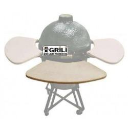 Дополнительный средний столик для ALHD Big Green Egg ES3L