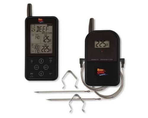Двухблоковый термометр для мяса Maverick