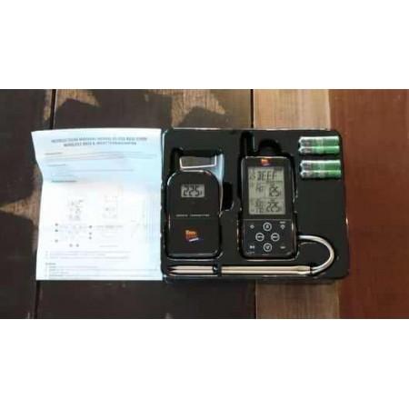 Двухблоковый термометр для мяса Maverick ET-733BLACK