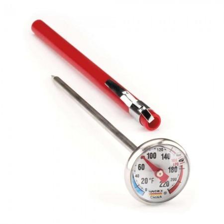 Механический термометр маленький для мяса Maverick IRT-01