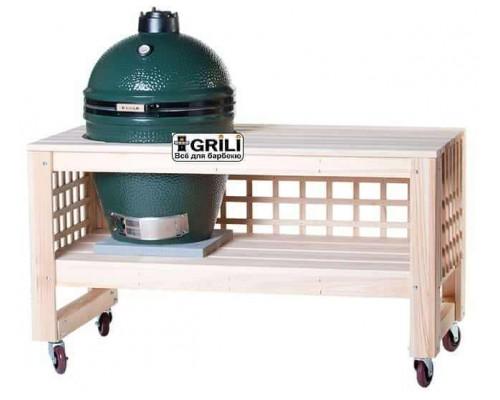 Решётчатый стол с колёсами для Big Green
