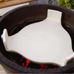 Керамический отсекатель жара для гриля XL Big Green Egg (PSXL / 401052)