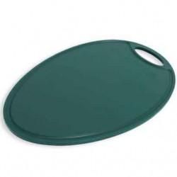 Просмоленная, овальная доска для нарезки Big Green Egg ROCB