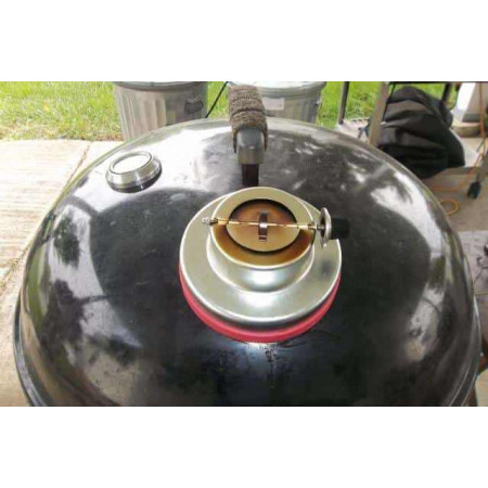 Автоматический регулятор тяги для камадо Maverick TTT-01