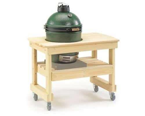 Стол компактный для гриля Medium Big Green Egg Y3TABC4