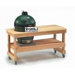 Длинный стол для гриля XL Big Green Egg YXL4