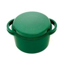 Жаровня (котел) круглая для гриля Big Green Egg 4л 117045