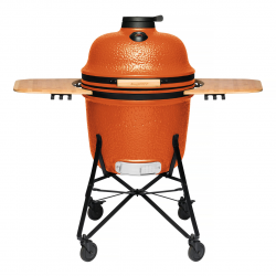 Большой керамический угольный гриль, оранжевый BergHOFF 2415702