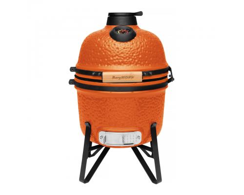 Маленький керамический угольный гриль, оранжевый BergHOFF 2415705