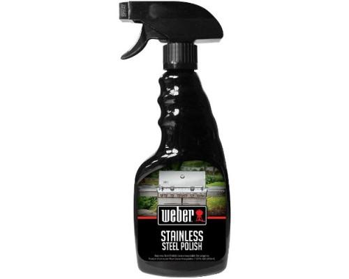 Чистящий спрей для нержавеющей стали Weber 55514