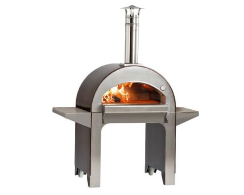 Печь для пиццы на дровах pizze