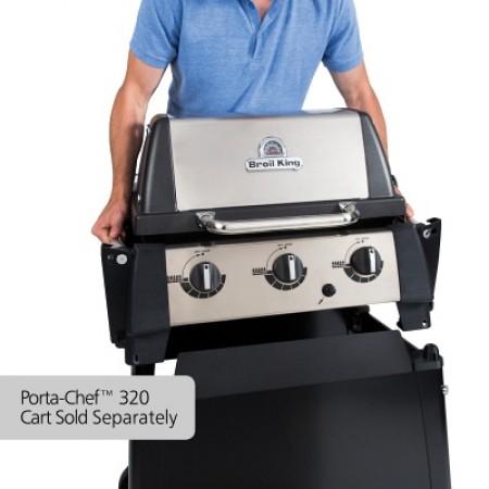 Акция! В наличии! Газовый гриль Porta Chef 320. Broil King 952653