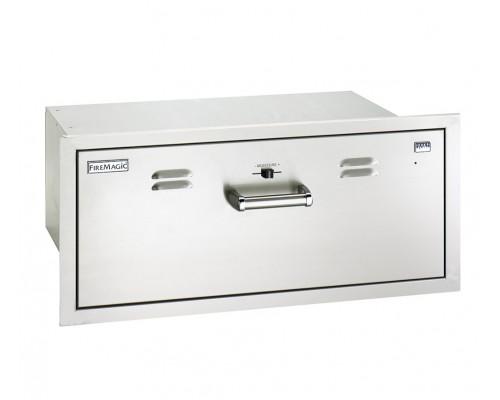 Встраиваемый ящик с подогревом(110v) FireMagic 53830-SW-SC