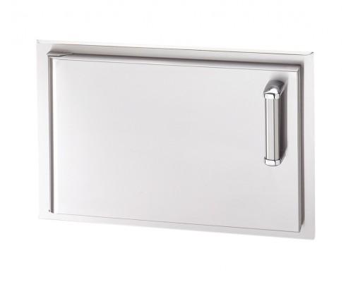 Встраиваемая горизонтальная дверка с правым открытием FireMagic 53914-SC-L