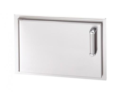 Встраиваемая горизонтальная дверка с правым открытием FireMagic 53917-SC-L