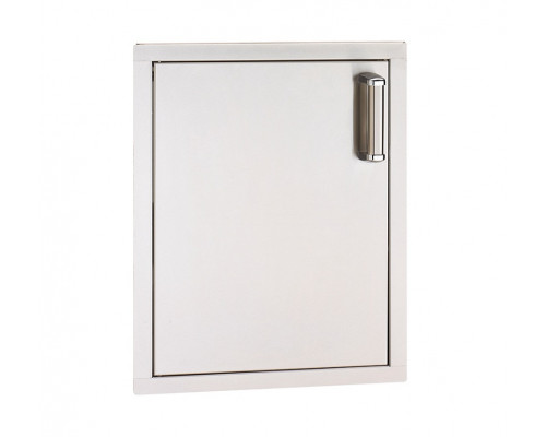 Встраиваемая горизонтальная дверка с правым открытием FireMagic 53924-SC-L