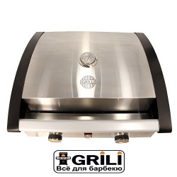 Гриль электрический ТМ GRILLI Professional G-01 777880