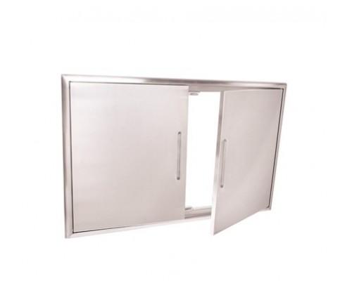 Встраиваемые двойные дверки Saber K00AA2314