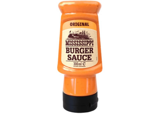 Соус Burger Original 300 мл. MISSISSIPPI 10001