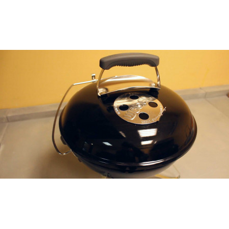 Угольный гриль Smokey Joe 37 см черный Weber 1121004