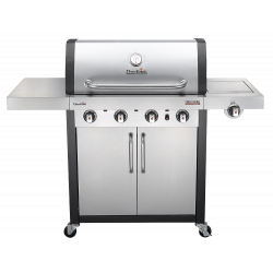 Газовый гриль Professional 4 Burner Char-Broil 468830017