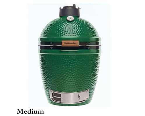 Керамический угольный гриль M Big Green Egg (AMHD / 117625)