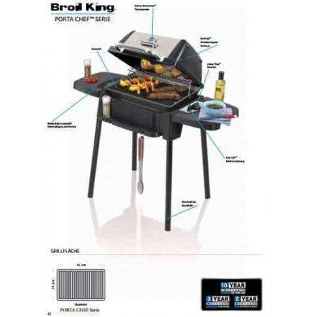 Газовый гриль Porta Chef PRO Broil King 950653