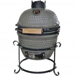 Керамический угольный гриль, серый BergHOFF 2415401