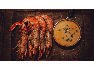 Лангустины с соусом. Новогодние рецепты от Кости Лайпакова
