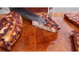 Рецепт от GRILI: филе индейки и курицы на угольном гриле