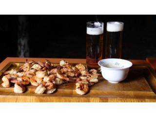 Рецепт от GRILI: Креветки на грильмате (grill mat)